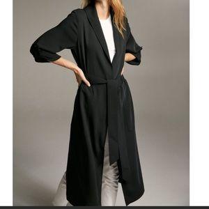 Aritzia Kahlo Black Robe XS